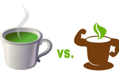 Yerba mate vs Green tea: 5 Reasons Why You Should Drink Mate