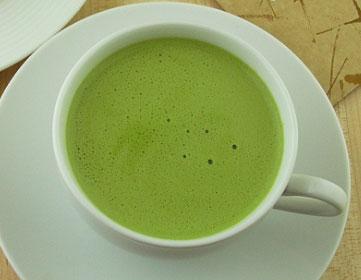 yerba mate latte chai