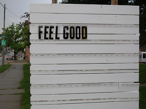 mate makes you feel good