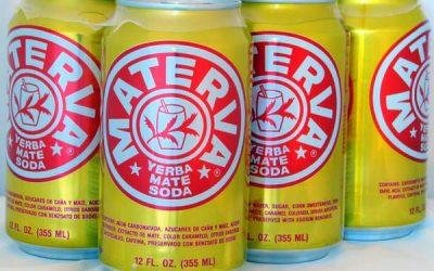 Materva: Yerba mate Soda