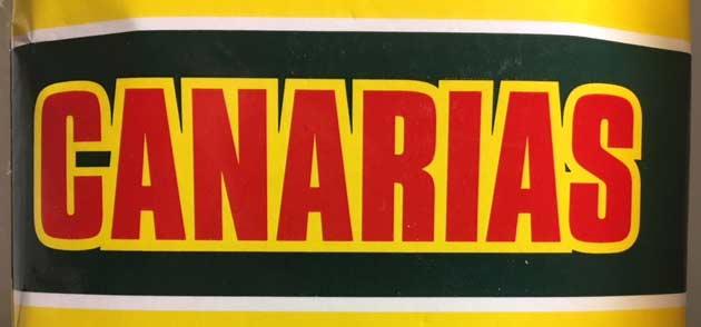 Canarias Yerba mate brand
