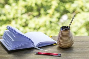 yerba mate cup and accesories